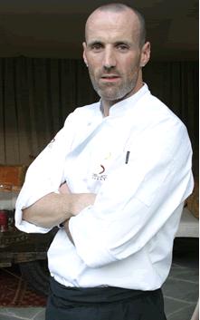 Chef Gavan Murphy aka The Healthy Irishman