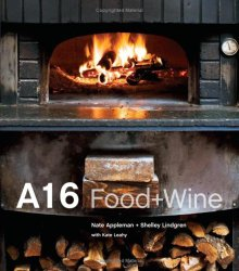A16 Food + Wine: Cookbook of the Year