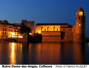 Notre-Dame-des-Anges, Collioure, Photo © Fabrice PLUQUET