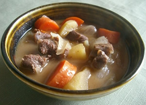 Apple Cider Red Stag Stew