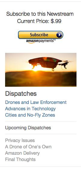 DroneDispatches