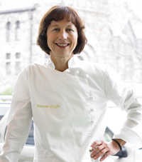 Susan Regis is an award winning and accomplished chef.